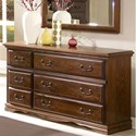 Furniture Traditions Master-Piece Essential Dresser - Item Number: 2035PD
