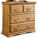 Furniture Traditions Master-Piece 3-Drawer Chest - Item Number: 2200M