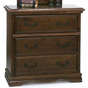 Furniture Traditions Master-Piece 3-Drawer Chest