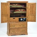 Furniture Traditions Master-Piece Safe Chest