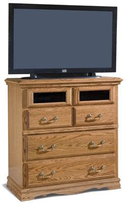 Furniture Traditions Master-Piece Entertainment Console - Item Number: 2550