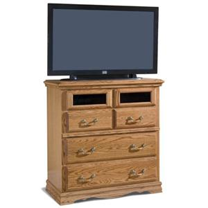 Furniture Traditions Master-Piece Entertainment Console