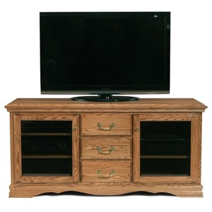 Furniture Traditions Master-Piece 3-Drawer Console