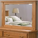 Furniture Traditions Master-Piece Essential Mirror - Item Number: 4500M