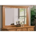Furniture Traditions Master-Piece American Heritage Mirror - Item Number: 5000M