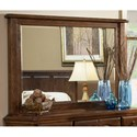 Furniture Traditions Master-Piece American Heritage Mirror - Item Number: 5000PD