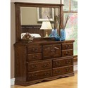 Furniture Traditions Master-Piece American Heritage Mirror