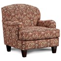 Powell's V.I.P. 01-02 Chair - Item Number: 01-02Palisbury Amber