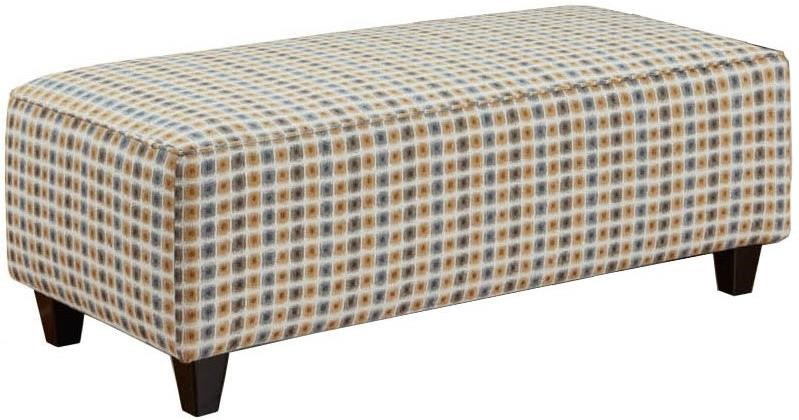 VFM Signature 100 Ottoman - Item Number: 100Hadnot Earth