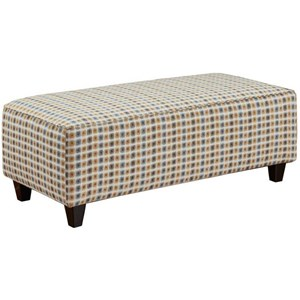 Fusion Furniture 100 Ottoman