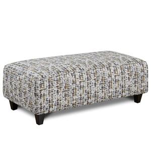 Fusion Furniture 100 Ottoman
