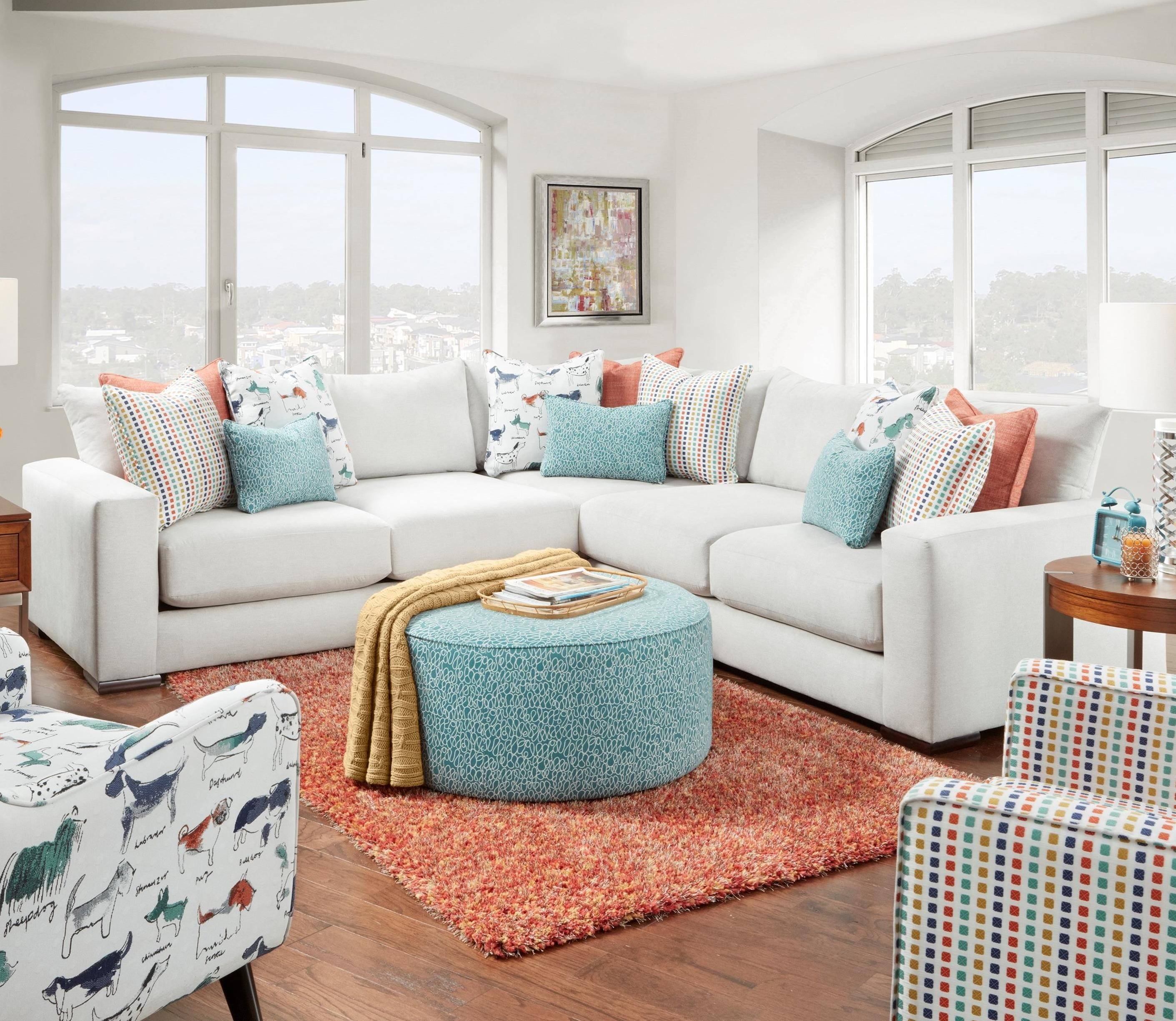 3-Piece Corner Sectional