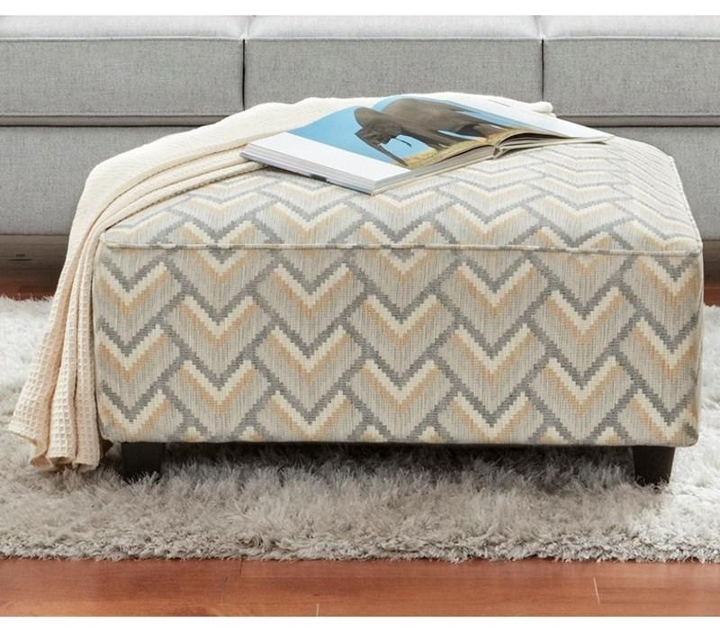 109 Square Ottoman by Kent Home Furnishings at Johnny Janosik