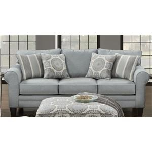Fusion Furniture 1140 Grande Mist Sleeper Sofa