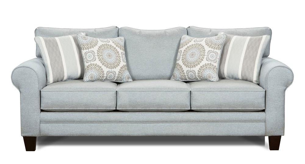 Fusion Furniture Grande Mist Sofa - Item Number: 1140 GRANDE-MIST