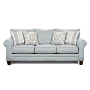 Fusion Furniture Grande Mist Sofa