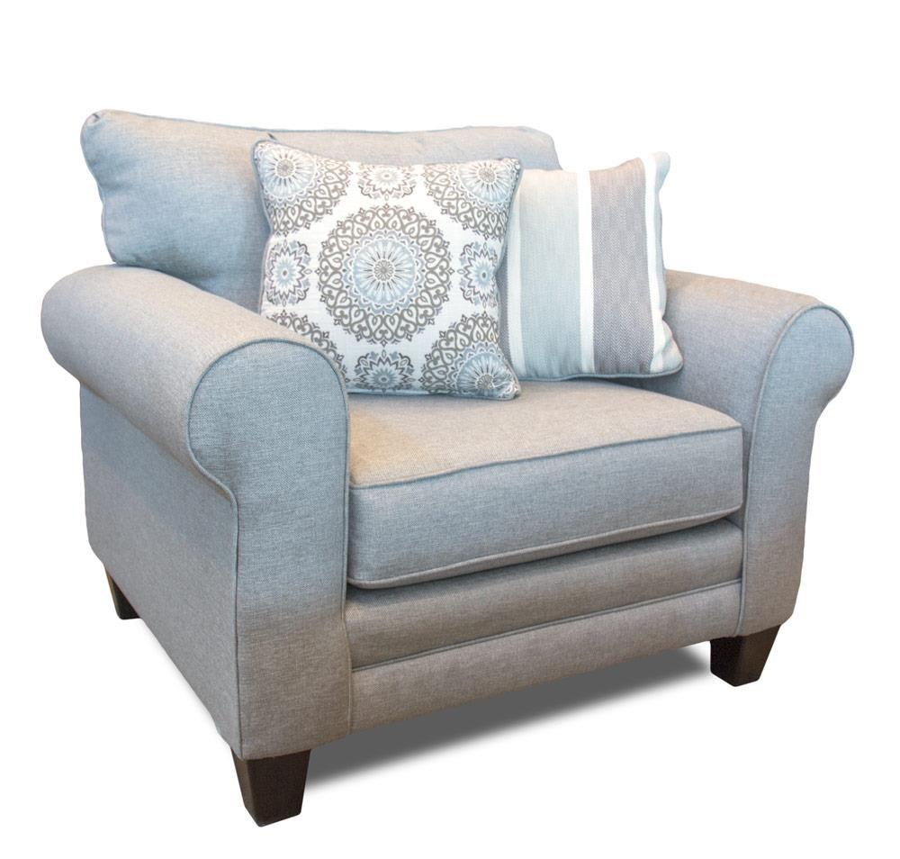 Fusion Furniture Grande Mist Chair & A Half - Item Number: 1142 GRANDE-MIST