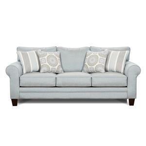 Fusion Furniture Grande Mist Sleeper Sofa