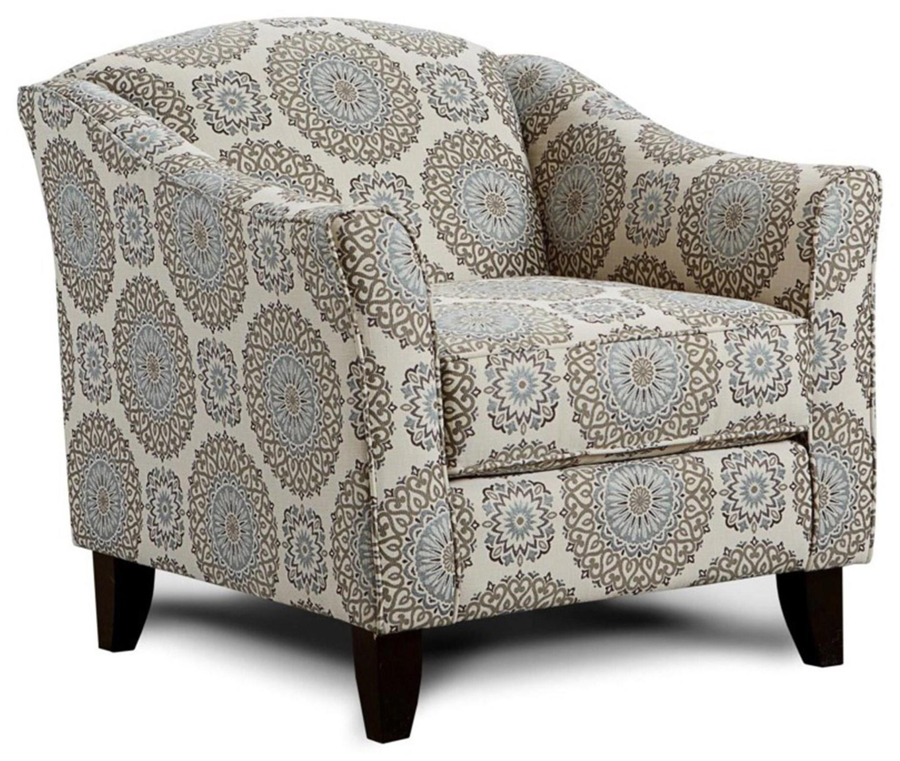 Fusion Furniture Grande Mist 452 Brianne Twilight Brianne