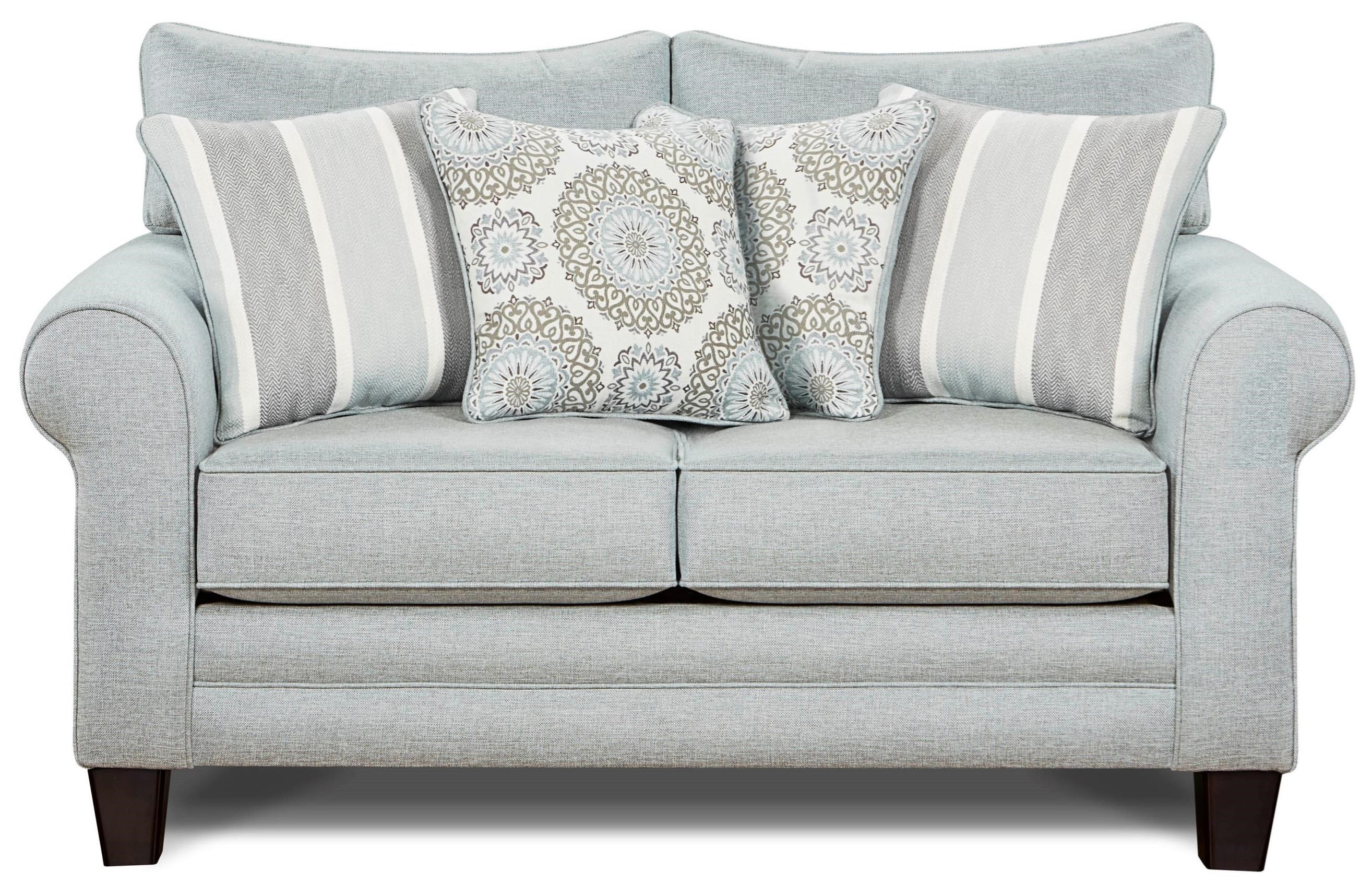 1140 Loveseat by Fusion Furniture at Becker Furniture