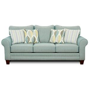 Fusion Furniture 1140 Sleeper Sofa
