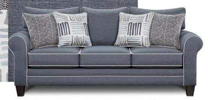 1140 Denim Sofa