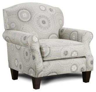 Fusion Furniture 1180 Accent Chair - Item Number: 532chair