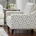 Fusion Furniture 1392 Accent Chair - Item Number: 1392Malcolm Fog
