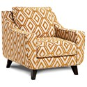 FN 1392 Accent Chair - Item Number: 1392Malcolm Squash