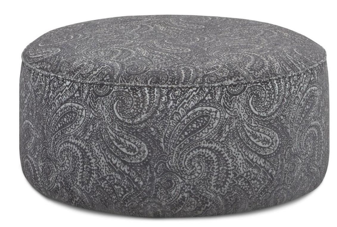140 Cocktail Ottoman by Fusion Furniture at Prime Brothers Furniture
