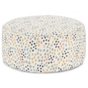 Fusion Furniture 140 Cocktail Ottoman - Item Number: 140Pfeiffer Canyon