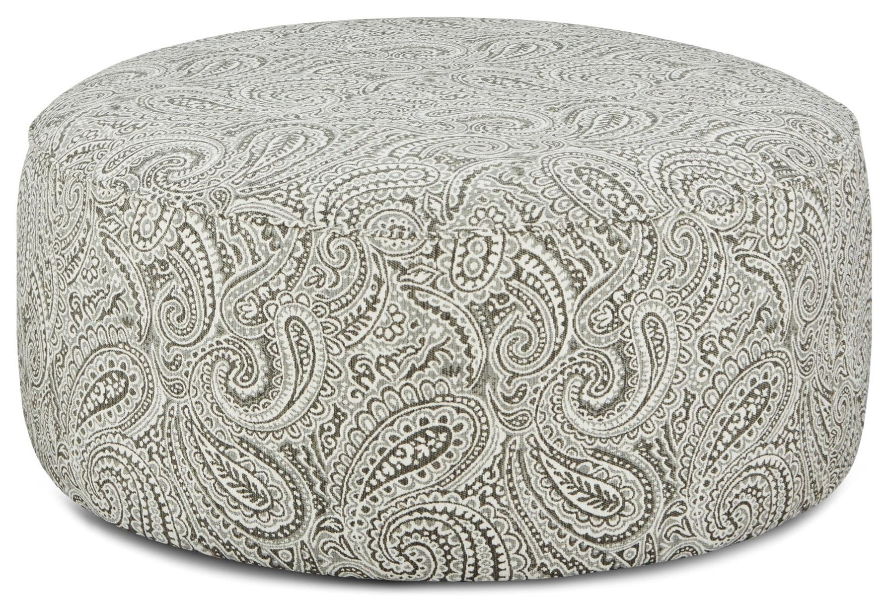 140 Cocktail Ottoman by Fusion Furniture at Wilson's Furniture