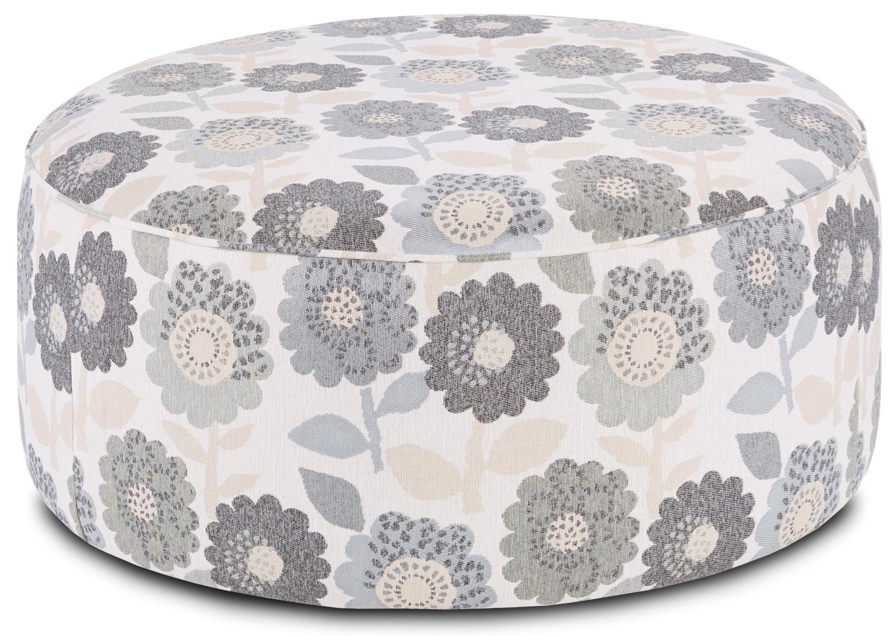140 Cocktail Ottoman by Fusion Furniture at Hudson's Furniture