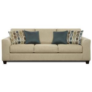 Fusion Furniture 1420  Sofa