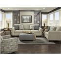 Haley Jordan Hartwell Loveseat - Item Number: 1431
