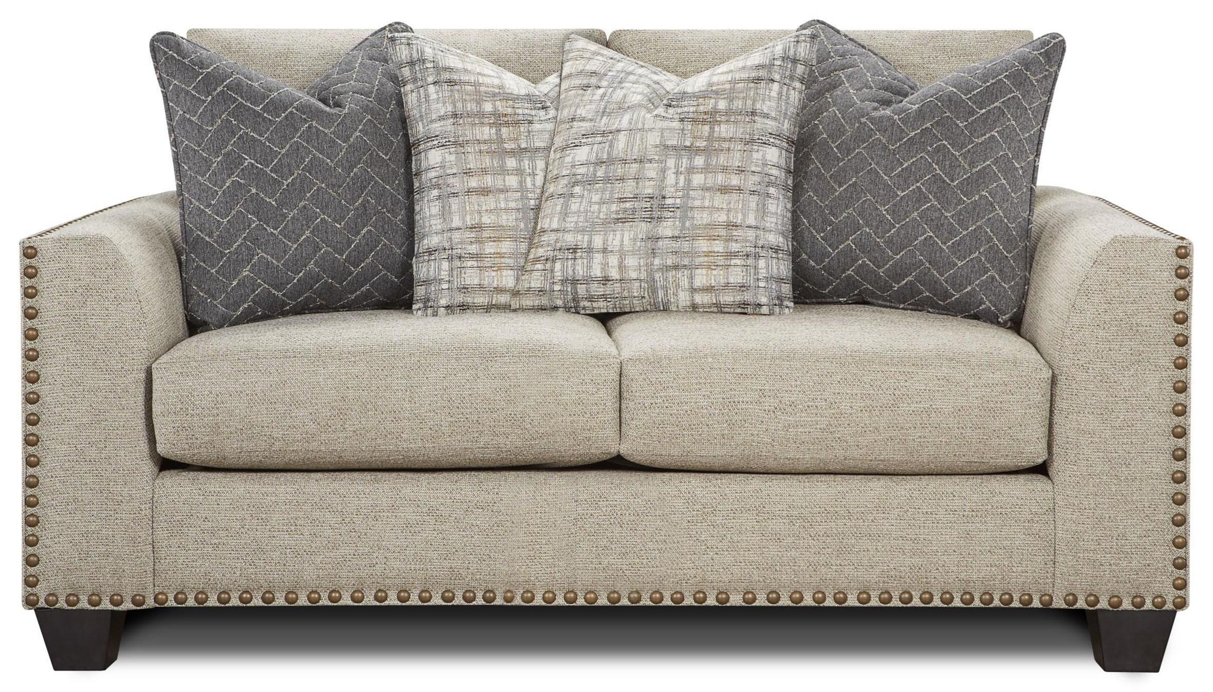 Fusion Furniture Taylor Loveseat - Item Number: 18143-L