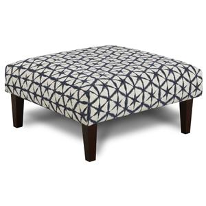 Fusion Furniture 159 Collette Cocktail Ottoman