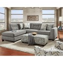 VFM Signature 1615 Stationary Living Room Group - Item Number: 1615 Living Room Group 5