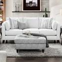 Fusion Furniture 17-00 Sofa - Item Number: 17-00-KPWinston Salt