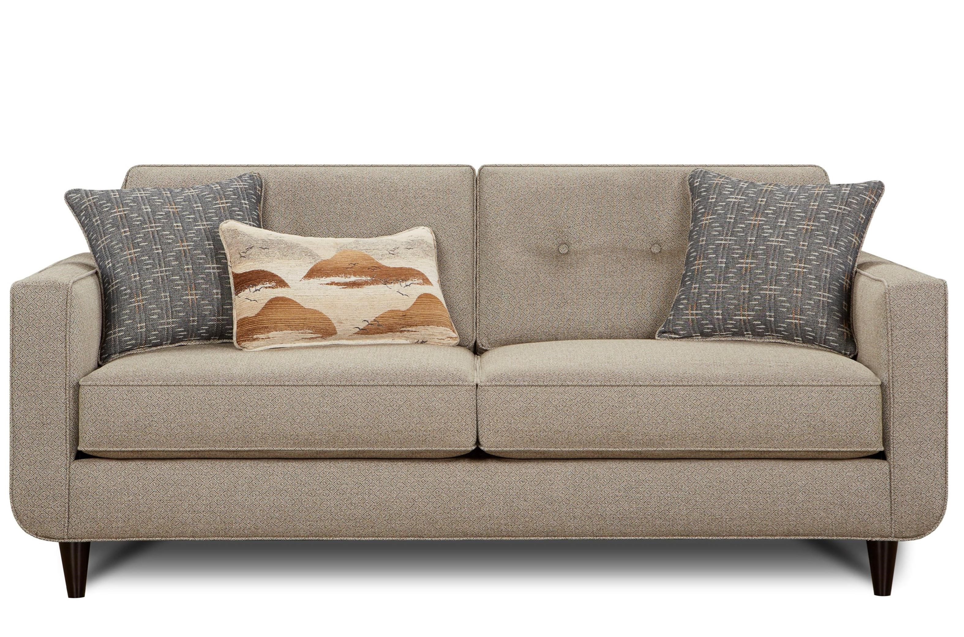 VFM Signature 1850 Sofa - Item Number: 1850-KPJolene Stone