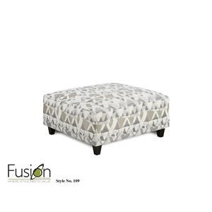 Haley Jordan Baldwin Cocktail Ottoman