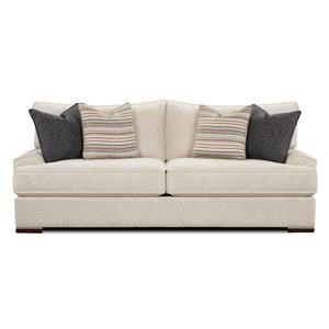 Fusion Furniture Bradley-Cream Sofa