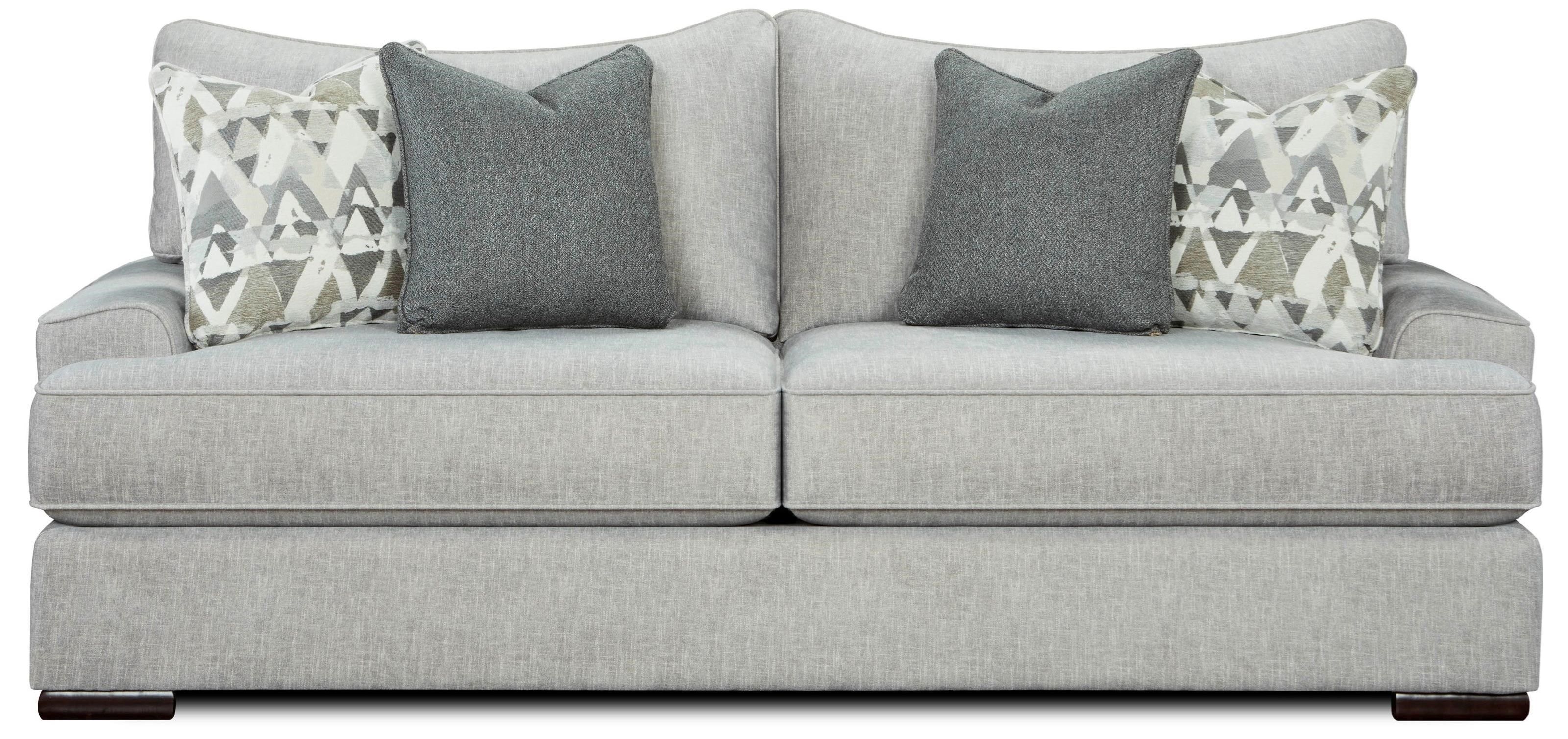 2010 Sofa by Fusion Furniture at Miller Waldrop Furniture and Decor