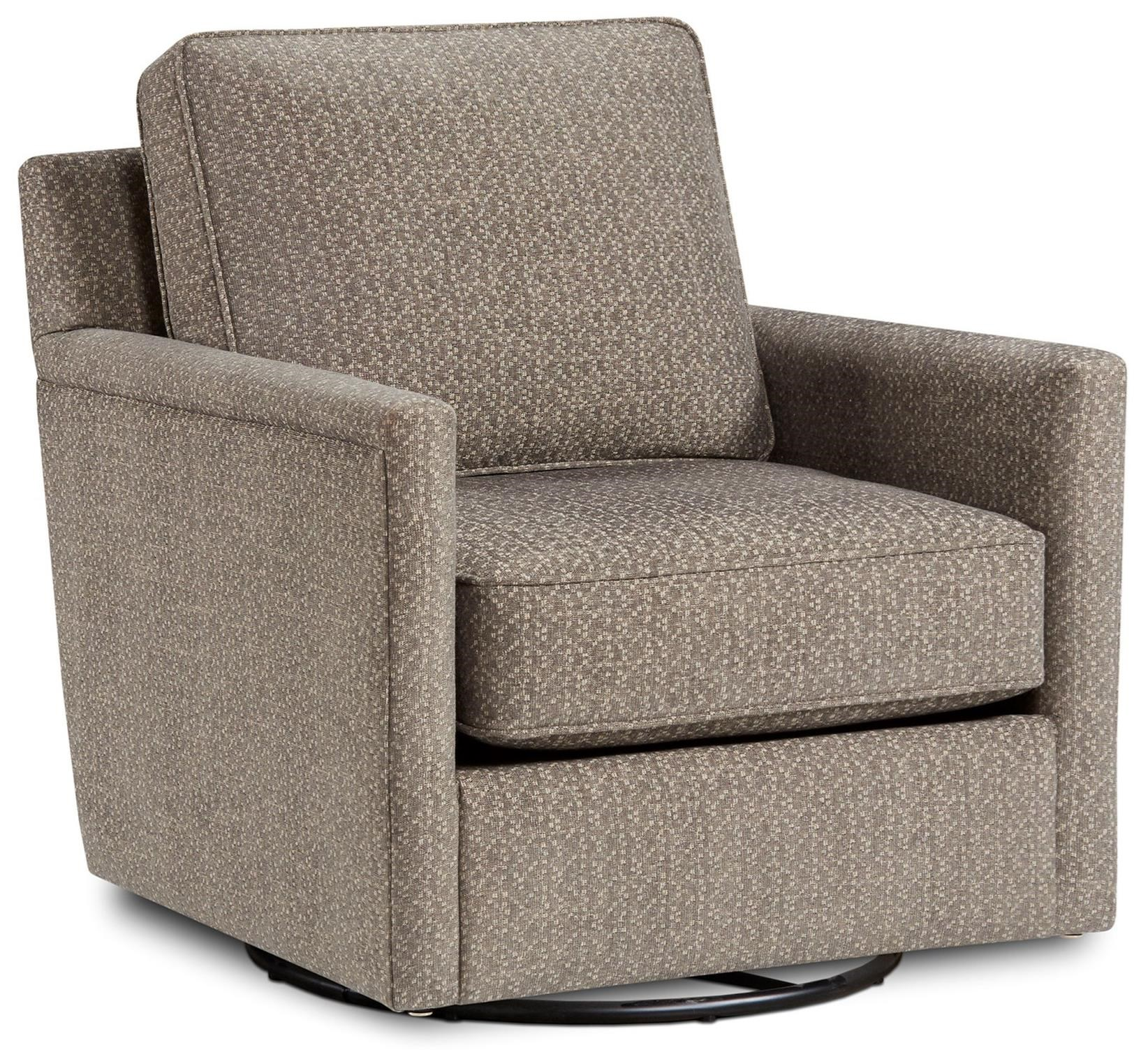 21-02 Swivel Glider Chair by Fusion Furniture at Prime Brothers Furniture