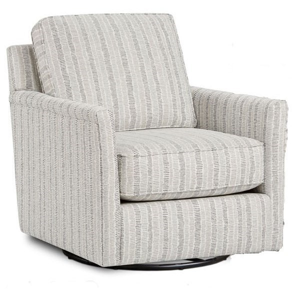 21-02 Swivel Glider Chair by Fusion Furniture at Stoney Creek Furniture