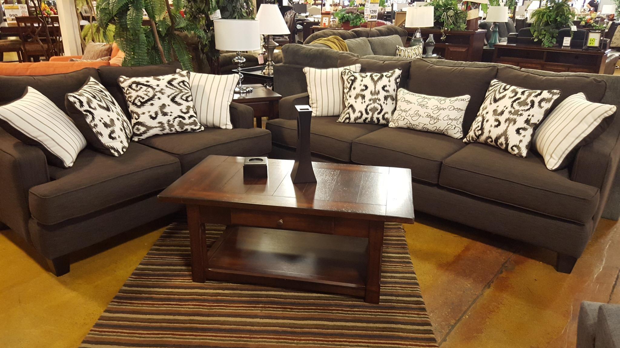 Fusion Furniture 2310 Sofa & Love - Item Number: 2310+2311