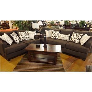 Fusion Furniture 2310 Sofa & Love