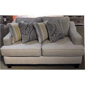 Fusion Furniture 2310 Loveseat - 2311-CP