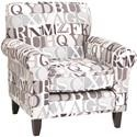 Fusion Furniture 2310 Accent Chair - Item Number: 502B