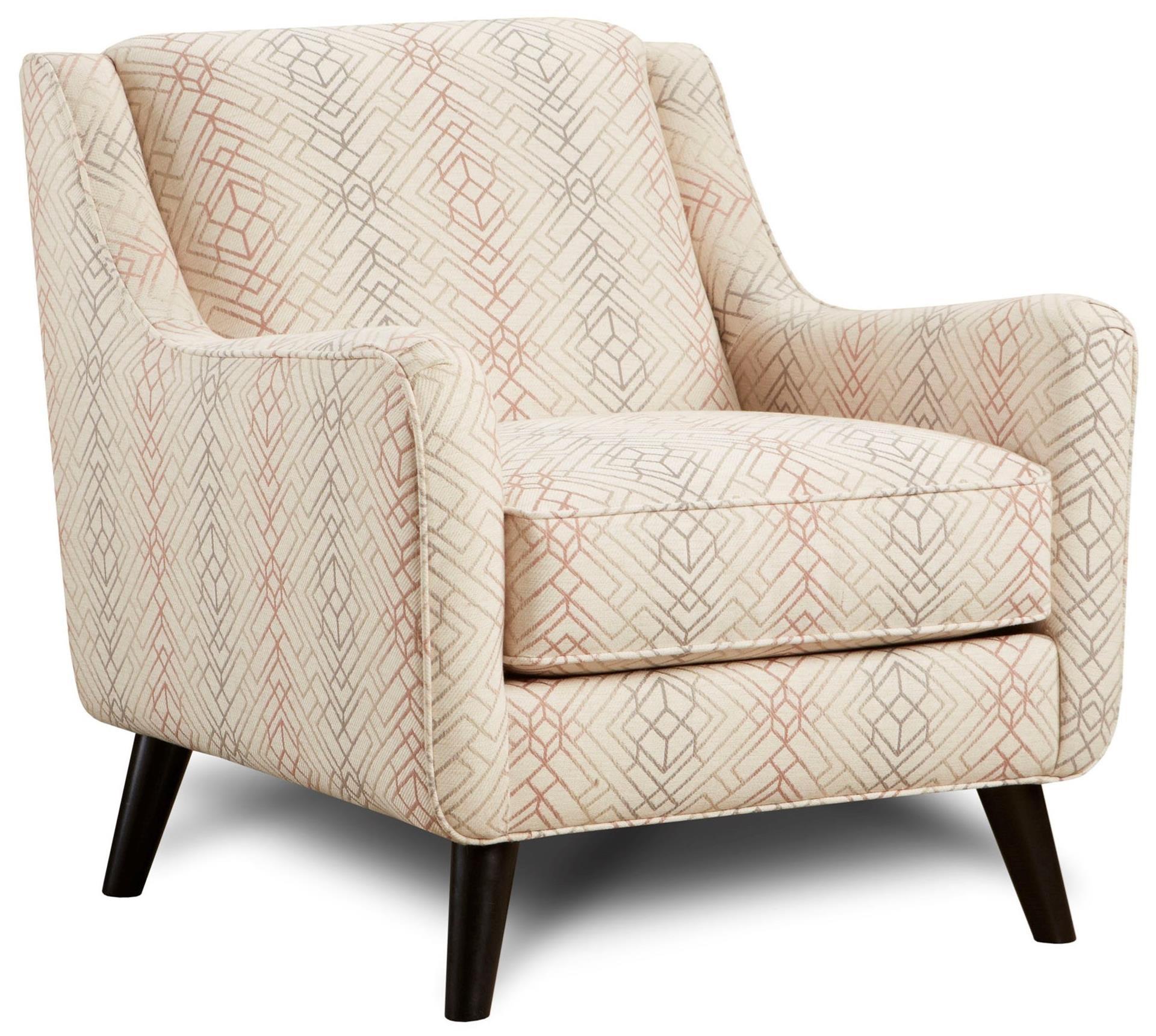 VFM Signature 240 Chair - Item Number: 240Argentine Blush